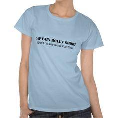 Holly Short t-shirt