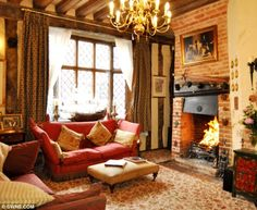 House of memories: Harry Potter's home De Vere House in Lavenham, Suffolk, is expected to sell for £950,000