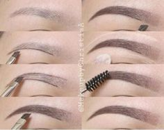 6 ways to get beautiful brows