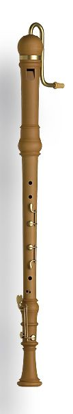Mollenhauer 5506 Denner Bass F, Pearwood at the Early Music Shop
