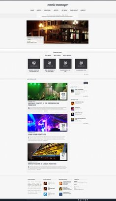 Eventful an Events Manager WordPress Theme - Mojo Themes => http://www.mojo-themes.com/item/eventful-an-events-wordpress-theme/?r=dreitausend