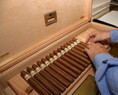 Cohiba Cigars.