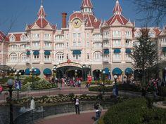 Disneyland Hotel/Euro Disney Whoo hoo!