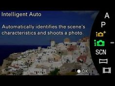 Sony Alpha Photography - Gary Fong demonstrates Sony's Intelligent Auto and Superior Auto Modes