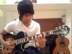 Silent Night - Solo Jazz Guitar - http://music.ignitearts.org/jazz-music-videos/silent-night-solo-jazz-guitar/