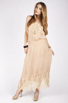 Afternoon Tea Maxi Dress