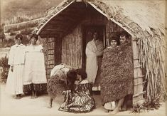 (32AD) BURTON BROTHERS Hongi, Whakarewarewa (with Guide Sophia) n\Burton Brothersc1880albumen silver print135 x 200mm / MAD on Collections - Browse and find over 10,000 categories of collectables from around the world - antiques, stamps, coins, memorabilia, art, bottles, jewellery, furniture, medals, toys and more at madoncollections.com. Free to view - Free to Register - Visit today. #Photography #IndigenousPeople #MADonCollections #MADonC