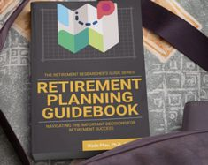 Retirement Planning, Guide Book, Book Review, Budgeting, Success, How To Plan, Books, Libros, Book