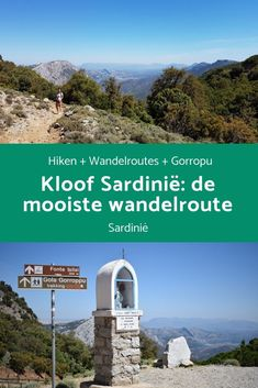 Mooie wandel routes naar de Gorropu Kloof in Sardinië. Er zijn drie manieren om de ingang van Gorropu kloof te bereiken. 1) De mooiste maar zwaarste route. 2) De makkelijke maar langste route. Of get the best of both worlds: 3) de mooiste route met de makkelijke terugweg (met de jeep)! #gorropu #kloof #sardinie #sardinia #canyon #gola #goladigorropu #hike #wandelroute #route #reistips #nature Bmw I3, Toyota Prius, Trekking, Mount Rushmore, Road Trip, Places To Visit, Hiking, Around The Worlds, Vacation