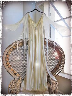 Rock On, Gold Dust Woman by GirlOnAVine from etsy