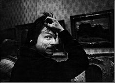 """boogiwoo: """" lapitiedangereuse: """" When film is not a document, it is dream. That is why Tarkovsky is the greatest of them all. He moves with such naturalness in the room of dreams. He doesn't explain...."""
