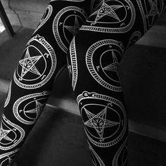 Pentagram, Killstar Alt Trend: Pentagrama Invertido e Baphomet