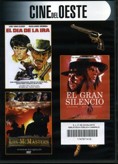 MARÇ-2013. DVD Western VAL
