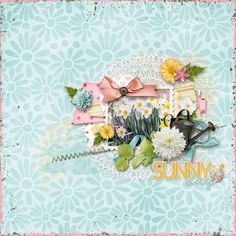 Sunny Day Created using: Aimee Harrison Designs' A New Day Collection  from Digital Scrapbooking Studio (theStudio) = https://www.digitalscrapbookingstudio.com/digital-art/bundled-deals/a-new-day-collection/ GingerScraps = http://store.gingerscraps.net/A-New-Day-Collection.html The DigiChick = http://www.thedigichick.com/shop/A-New-Day-Collection.html Aimee Harrison Designs' Template Grab Bag 1  from Digital Scrapbooking Studio (theStudio)…