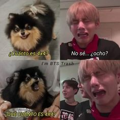 Read from the story MEMES DE BTS 4 by Ktxebae (𝐮𝐰𝐮) with reads. When Memes, Jimin Fanart, Bts Chibi, About Bts, Bts Lockscreen, Foto Bts, Bts Taehyung, K Idols, Funny Memes