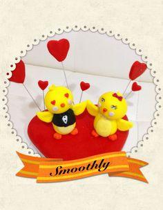 Per due giovani innamorati i pulcini by smoothly