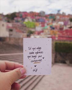 Sé que valgo cada esfuerzo que hago por amarme. . . . . ✒ #diannajuarezibarra . . . . #amorpropio #selflove #poesia #poesía #poema…