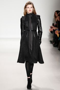 Nanette Lepore NYFW autumn-winter 2014/2015