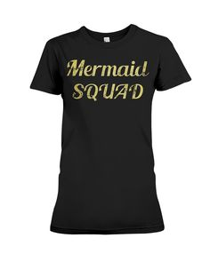 Mermaid Birthday Party Shirts & GiftsGreat gift for Matching Bachelorette Bridesmaid Bridal Partys    **LIMITED TIME OFFER**      Each shirt & hoodie are printed on super soft premium material. The apparel is designed and printed in America.      Guaranteed safe and secure checkout via:  Paypal | VISA | MASTERCARD      Order 2 or more and SAVE on shipping!      100% Designed, Shipped, and Printed in the U.S.A.