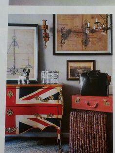 London style - Union Jack :D