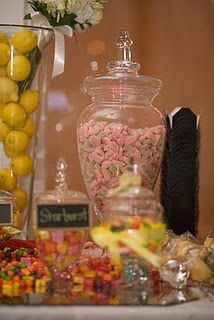 #wedding Candy Bar