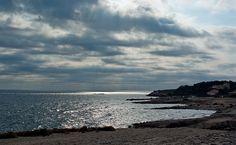 Rayon de soleil sur la côte