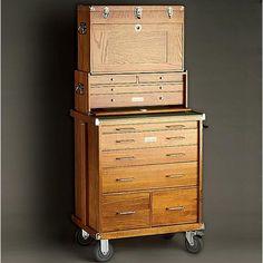 Gerstner International Large Rolling Cabinet