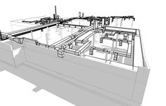 Our Modelers create a detailed Mechanical,Electrical and Plumbing Models for all building types.