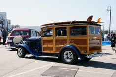 32 Ford Woodie!