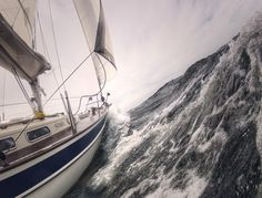 Our summer journey continued from Utö towards Åland islands. Gopro, Finland, Sailing, Around The Worlds, Journey, Boat, Summer, Candle, Dinghy