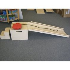 Amazon.com: 3 N 1 SCOOTER BOARD RAMP / COMPLETE SENSORY SYSTEM