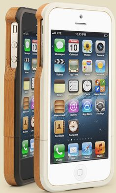 Cool Stuff We Like Here @ CoolPile.com ------- << Original Comment >> ------- Bamboo Grove Case for iPhone 5. Made in Portland, OR!