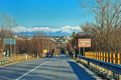Aviano, Italy, my daughter lived here for four years.