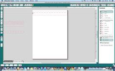 Découper une bordure en bord d'une page avec la Silhouette Machine Silhouette Portrait, Silhouette Machine, Silhouette Curio, Cricut Explore Air, Cameo, Videos, Silhouettes, Scrapbooking, Image