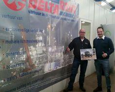Nieuws - Deltarent voor de tweede jaar op rij sponsor van Ton van Genugten! - DeltaRent