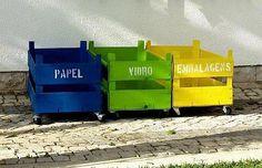 Separating Garbage