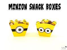 Minion Mix Snack