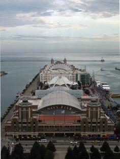 Navy Pier... My favorite part of Chicago