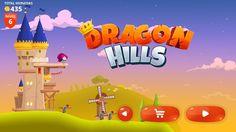 Dragon Hills para iPhone y iPad gratis por tiempo limitado