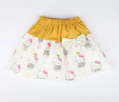 Misha Lulu x Hello Kitty Skirt: Bird