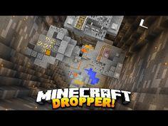 Minecraft 10 STAGE DROPPER! with PrestonPlayz & Kenny