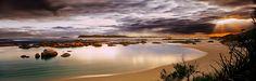 Greens Pool, William Bay National Park. Great Southern Region, South coast of Western Australia.