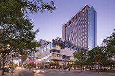 HKS Architects - Meet Capital City's Newest Star, the HKS-Designed JW Marriott Austin