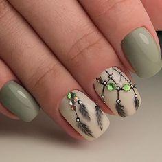 and beautiful nail art designs nail artwork in 201 Spring Nail Art, Nail Designs Spring, Gel Nail Designs, Spring Nails, Beautiful Nail Art, Gorgeous Nails, Gel Nail Art, Gel Nails, Cute Nails
