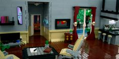 LEGO Artwork: The Note