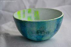 paperpulp bowl by papiertänzerin.