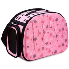 Portable Pet Dog or Cat Travel Carrier Shoulder Bag Dog Travel Carrier, Cat Carrier, Pet Dogs, Dog Cat, Dog Boarding Near Me, Cat Cages, Small Puppies, Small Dogs, Pet Travel