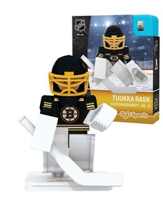 Boston Bruins TUU... http://www.757sc.com/products/boston-bruins-tuukka-rask-home-uniform-limited-edition-nhl-goalie-oyo-minifigure?utm_campaign=social_autopilot&utm_source=pin&utm_medium=pin #nfl #mlb #nba #nhl #ncaaa #757sc