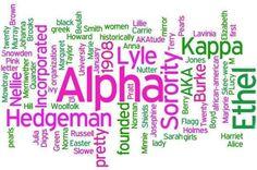 Aka Sorority Gifts, Alpha Kappa Alpha Sorority, Sorority Life, Aka Paraphernalia, Founders Day, Pretty In Pink, Pretty Girls, Everything Pink, Greek Life