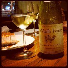 La Vieille Ferme in a Phoenix Restaurant...